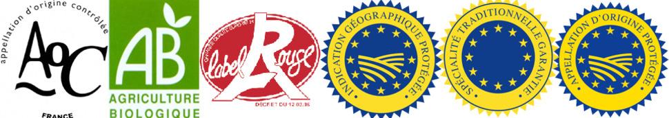 Guide des appellations (AOC, IGP, AOP et autres)