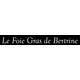 Foie gras de Bertrine
