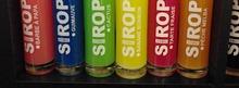 Sirops AROM chez SMA Diffusion