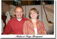Nadia et Serge Bompard