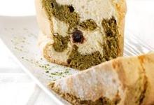 Gâteau de voyage beurre Bordier & thé vert matcha