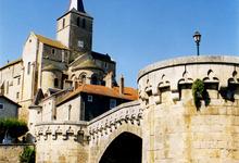 Le pont de Montmorillon