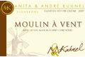 """MOULIN A VENT 2008 """"Elevé en Fût de Chêne"""""""