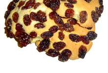 Croquants aux raisins