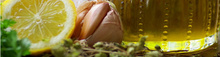 glaçon huile d'olive