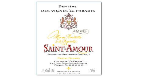 Saint Amour 2008
