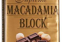 Chocolat aux Noix de Macadamia