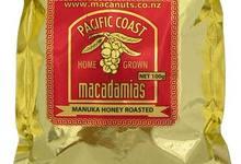 Noix de Macadamia enrobée au Miel de Manuka
