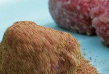 boulettes au cumin et à l'oignon