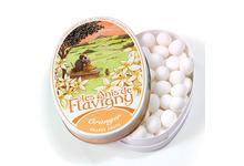 Anis de Flavigny - boîte ovale - Fleur d'oranger
