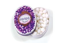 Anis de Flavigny - boîte ovale - Violette