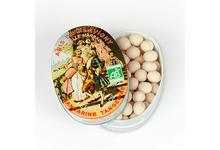 Anis de Flavigny BIO - Boîte ovale 50g - Mandarine