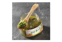 Sauce pesto au wasabi 100 gr kaneku