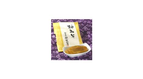 Miso au Yuzu 120 gr