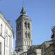 Le clocher de l'Eglise Saint Léger à Cognac