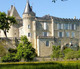 Le château de Jonzac