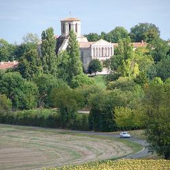 Le village d'Echebrune
