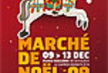 carte Postale Marché de Noël Noisy-le-Grand
