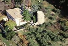 Vue aérienne du Moulin Fortuné Arizzi