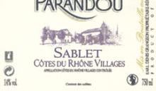 Domaine du Parandou