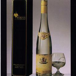 « L'été ou l'automne en bouteille »,  Roger Grandgeorge, Adrian Distillerie