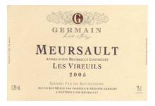"Meursault ""Les Vireuils"""