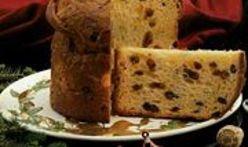 Le pannetone italien est un dessert de Noël