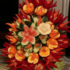 Un bouquet de vitamines