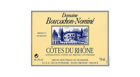 Côtes du Rhône - Rouge