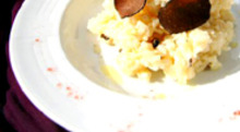 Risotto aux truffes