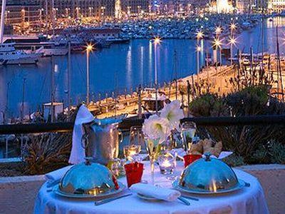 Restaurant sofitel marseille vieux port restaurant les - Au vieux port restaurant marseille ...