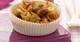 Wok De Veau, Tagliatelles De Legumes Et Pralins D'Arachides.