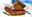 Saucisses confites et chou braisé au jambon de Bayonne