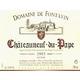 Châteauneuf du Pape, vin rouge