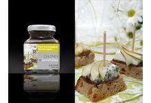 chutney de lentille à la poire citronnée- SARL RIBEYRON