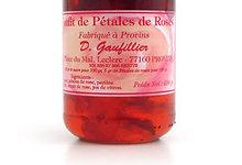 Dominique Gaufillier, produits à la rose de Provins