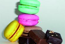 CHOCOLATS ET MACARONS DE FABRICATION ARTISANALE
