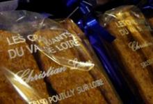 des gateaux à l'épicerie de la ferme du Port Aubry pour tous les gourmands..