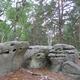 Les rochers étranges de la forêt de Fontainbleau