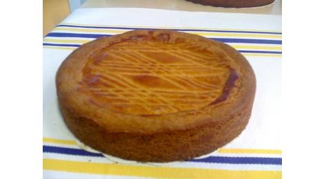 Gateau Basque crème 6/8 personnes (660 gr)