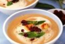 http://www.recettespourtous.com/files/imagecache/recette_fiche/img_recettes/15494_recette_veloute_chataignes_gambas_cranberries_pois_gourmands.jpg