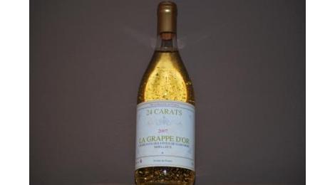 Vin 24 Carats D'or