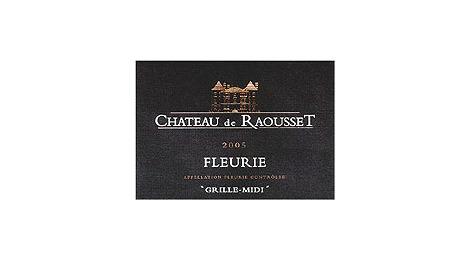 Fleurie Château de Raousset