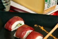 Sushi au thon rouge et Comté