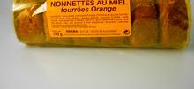 Nonette orange