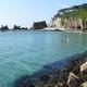 La plage de Morgat, presqu'île de Crozon en Cornouaille