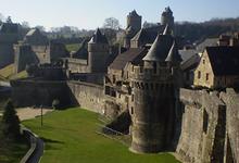 Le chateau de Fougères