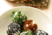 Boulettes de fromages - Pikante Käsekugeln