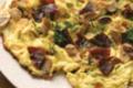 omelette après nuit blanche