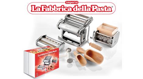 Kit machine à pâtes Fabbrica della pasta